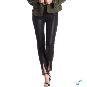NWOT Blank NYC magic leggings faux leather pants